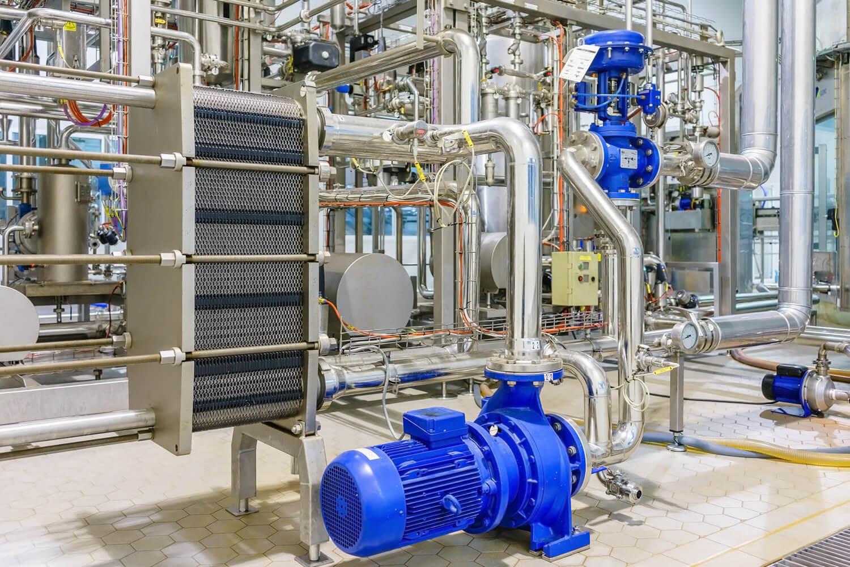 Anlagenbau, Verfahrens- und Prozesstechnik Neu-, Umbau, Erweiterung und Optimierungen - Vom Ventil bis zum Turn-Key-Projekt